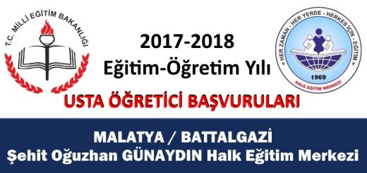 malatya-battalgazi-sehit-oguzhan-gunaydin-halk-egitimi-merkezi-usta-ogretici-basvurulari-2017-2018-520x245