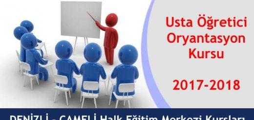 DENİZLİ-ÇAMELİ-Usta-Öğretici-Oryantasyon-Kursu-2017-2018-520x245