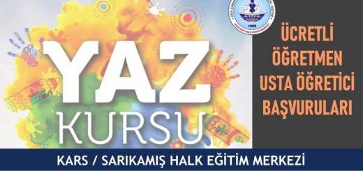 KARS-SARIKAMIŞ-Halk-Eğitim-Merkezi-Yaz-Dönemi-Ücretli-Öğretmen-Usta-Öğretici-Başvuruları-520x245