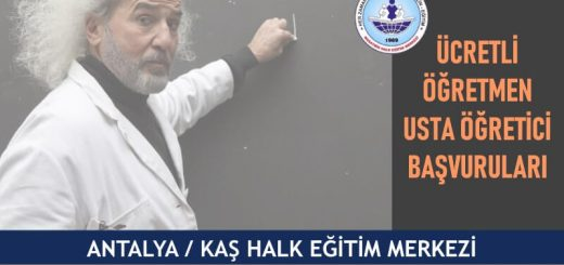 ANTALYA-KAŞ-Halk-Eğitim-Merkezi-Ücretli-Öğretmen-Usta-Öğretici-Başvuruları-520x245