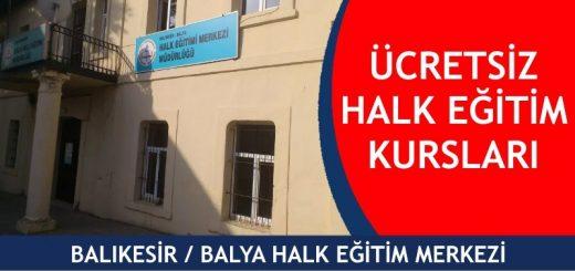 BALIKESİR-BALYA-ücretsiz-halk-eğitim-merkezi-kursları-520x245