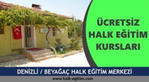DENİZLİ-BEYAĞAÇ-ÜCRETSİZ-HALK-EĞİTİM-KURSLARI-300x165