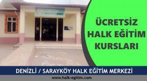 DENİZLİ-SARAYKÖY-ÜCRETSİZ-HALK-EĞİTİM-KURSLARI-300x165