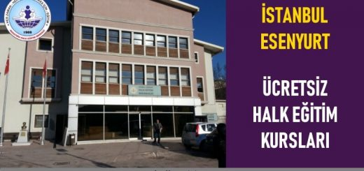 STANBUL-ESENYURT-ÜCRETSİZ-HALK-EĞİTİM-KURSLARI-520x245