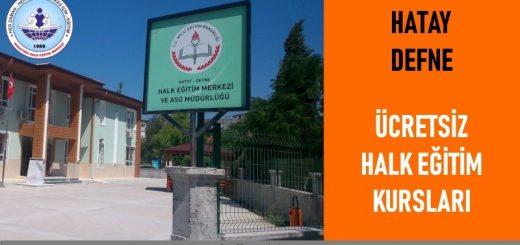HATAY-DEFNE-ÜCRETSİZ-HALK-EĞİTİM-KURSLARI-520x245